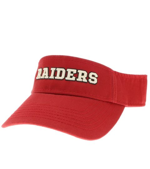 Legacy Raiders Visor – Red
